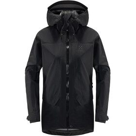 Haglöfs Grym Evo Jacket Dame True Black